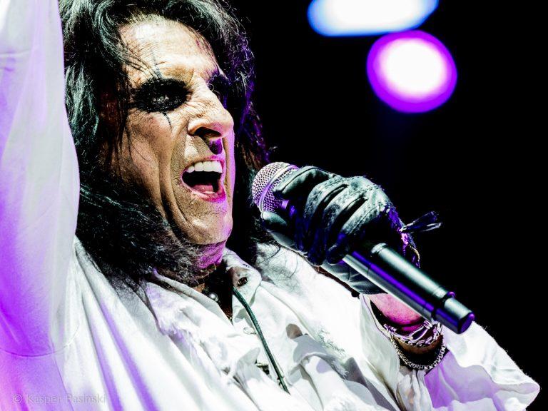 Alice Cooper – A Godfather of Shock Rock in Copenhagen, Denmark