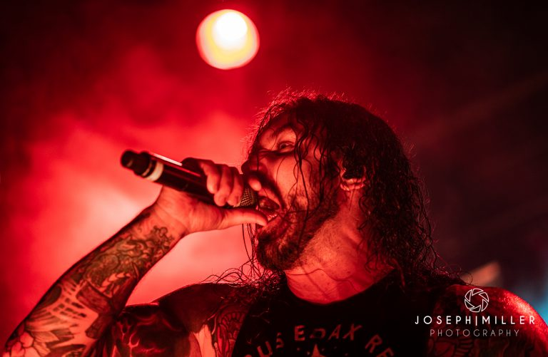 As I Lay Dying and Chelsea Grin in Amager Bio, Denmark