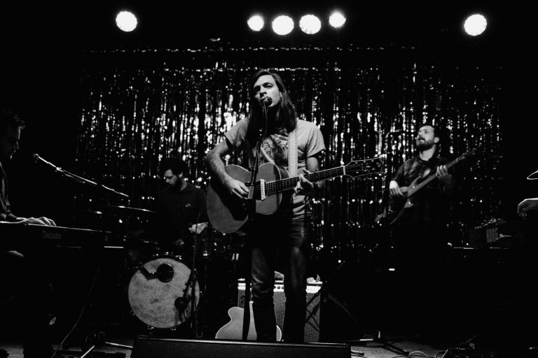 Anthony LaMarca's THE BUILDING: Live at The High Watt
