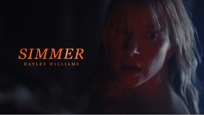 """Hayley Williams """"Simmer"""" Music Video is Expressive, Eery and Empowering"""