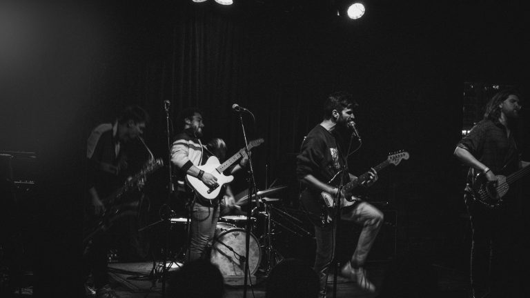Stoop Kids and Friends Excite at The High Watt