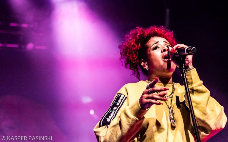 Kelis – Kaleidoscope 20th Anniversary Tour in VEGA Copenhagen, Denmark