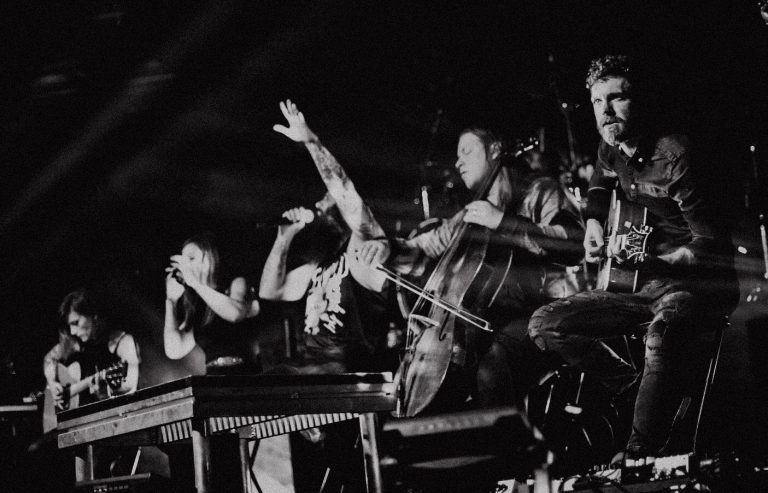 Skillet Brings The Victorious Tour To Energized Sacramento Music Fans!