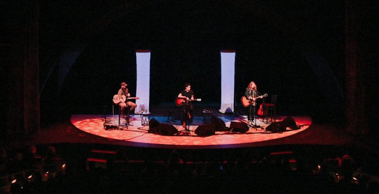 Joshua Radin & Friends: An Acoustic Set that You Will Never Forget