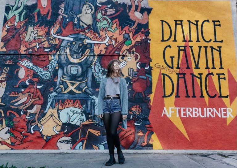 "Dance Gavin Dance Releases ""Afterburner"" (ALBUM REVIEW)"