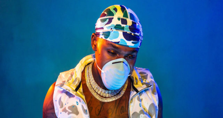 Dababy Challenges Naysayers on BLAME IT ON BABY