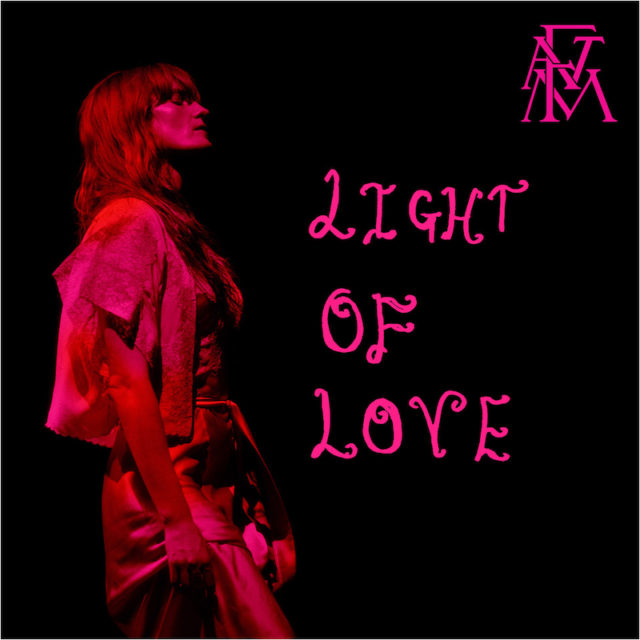 "Florence + the Machine Releases ""Light of Love"" to Promote Charity"