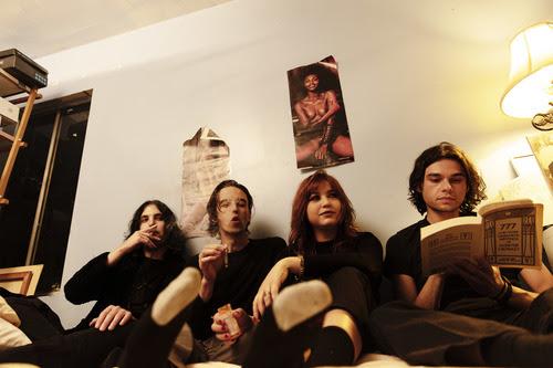 LA's Psyche Rockers Gateway Drugs Release Second Single & Video 'Slumber'
