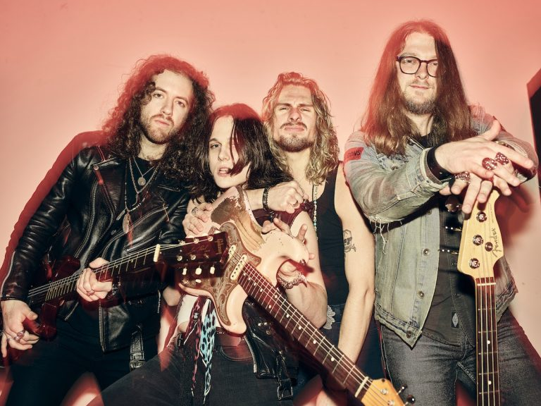 """TYLER BRYANT & THE SHAKEDOWN share video for """"Out There"""""""