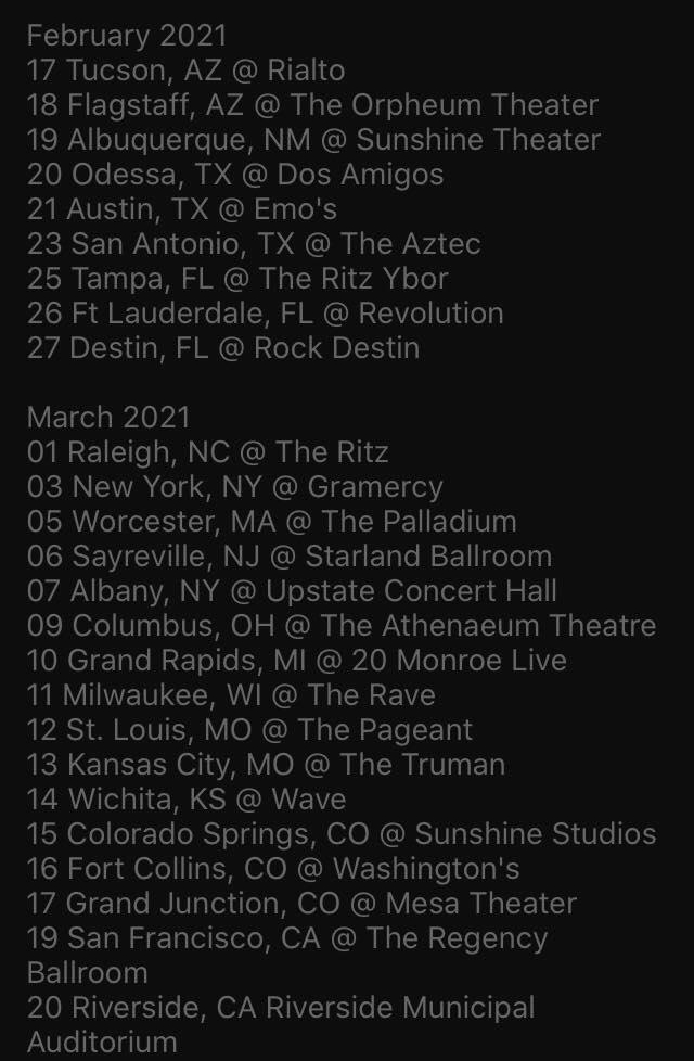 asilaydying2021tour