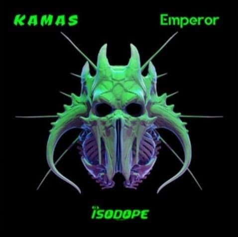"""East Coast DJ Kamas Just Released His Single """"Emperor"""""""