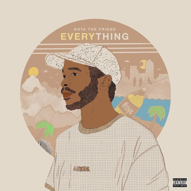 "Tackling Tough Concepts With Ease, Kota The Friend Releases ""Everything"""