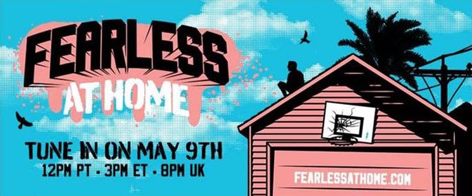 FEARLESS AT HOME Online Festival Live Streaming Event