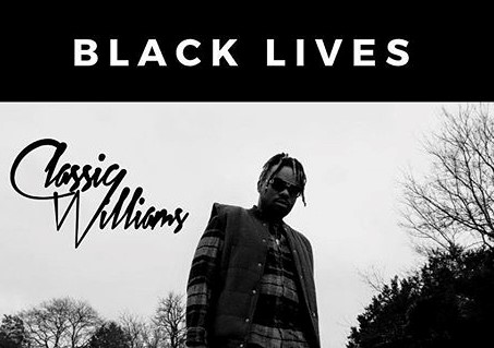 "CHERUB Premieres ""Black Lives"" by Classic Williams"