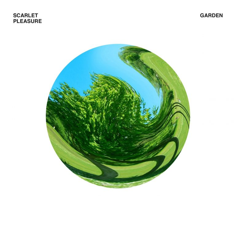 COPENHAGEN'S TREND SETTING ALT/POP TRIO SCARLET PLEASURE  RELEASE NEW LP 'GARDEN'