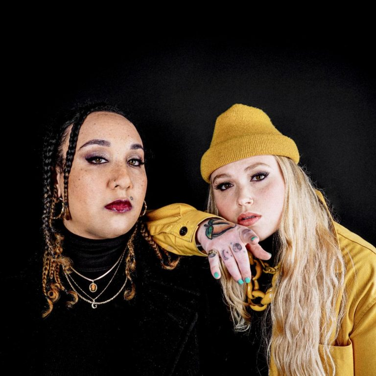 """Rap Duo Blimes and Gab Drop """"Shellys (It's Chill)"""""""