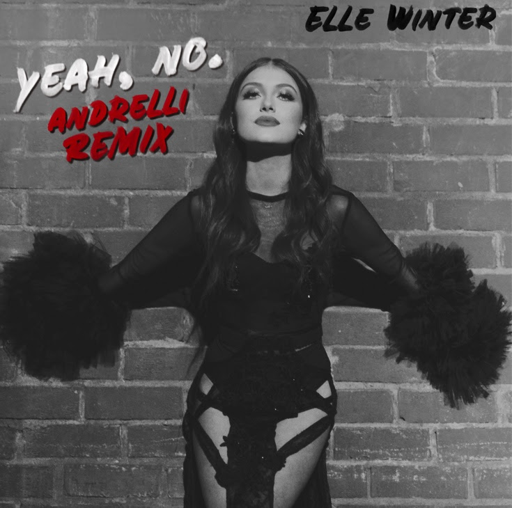 "Elle Winter Drops ""Yeah, No (Andrelli Remix)"""