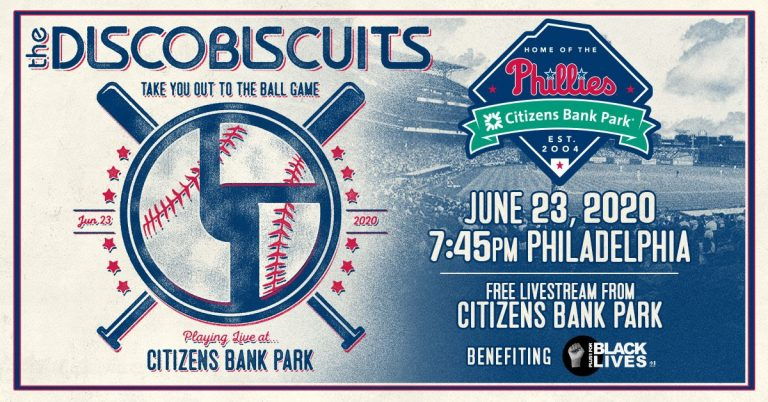 THE DISCO BISCUITS TAKE YOU OUT TO THE BALL GAME RAISES OVER $75,000 IN DONATIONS FOR PLUS1 FOR BLACK LIVES FUND