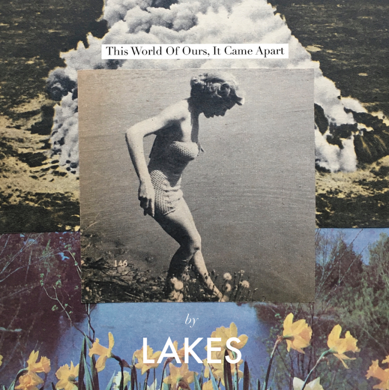 "UK Indie Rockers LAKES Debut New Single ""Kids"" (feat. Dan Lambton, formerly of Real Friends); Upcoming 7″/EP 'This World of Ours, It Came Apart' out July 24 on Know Hope Records"