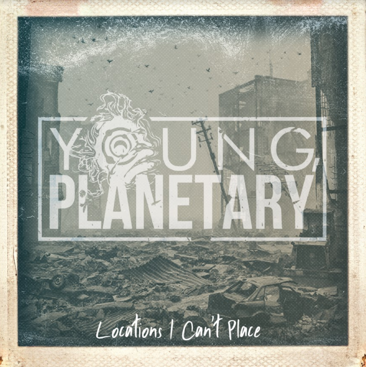 "Young, Planetary (Boise, ID) Debut Single (""Separate Rides Home"") Ahead of Releasing New EP 'Locations I Can't Place' on August 7"