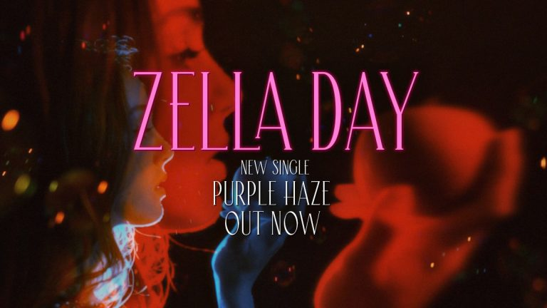 "New Music Friday: Zella Day Unveils Sultry New Track, ""Purple Haze"""