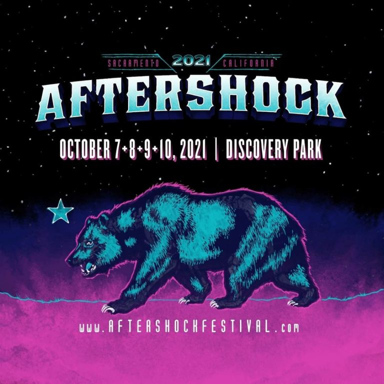 Sacramento's Aftershock Festival Rescheduled to 2021