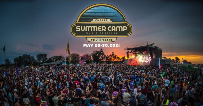 Summer Camp 2021 – 20th Anniversary Lineup Released
