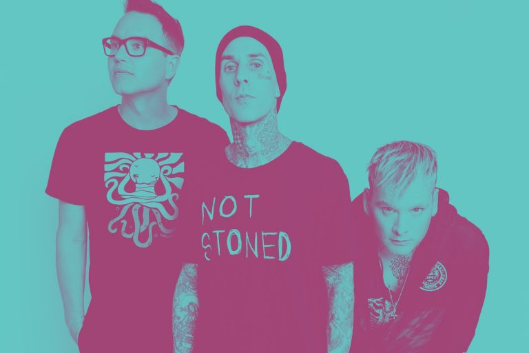 "Blink-182 Say What Everyone's Thinking in Punky New Single ""Quarantine"""
