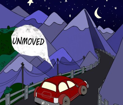 Album artwork for Unmoved by Courtney Wolfe